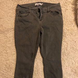 Torrid Skinny Jeans - gray